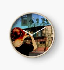 Chain gang Clock