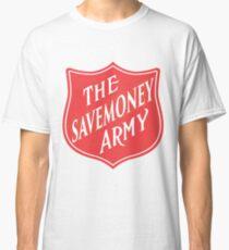 THE SAVEMONEY ARMY - Save Money  Classic T-Shirt