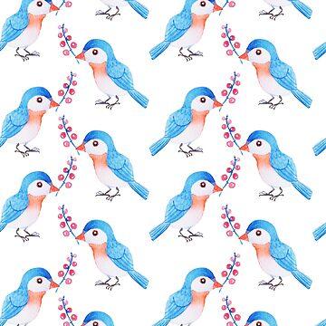 Little bird by Redilion