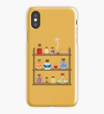 zelda's bottles iPhone Case
