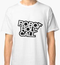 ROBOT ROLL CALL! Classic T-Shirt