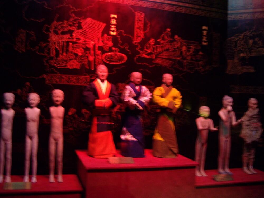 Xian Museum.... by lurline
