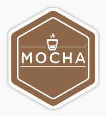 Mocha - JavaScript Test Framework Sticker