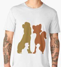 Fox and the Hound Child to Adult Men's Premium T-Shirt