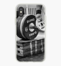 Weightlifting iPhone Case