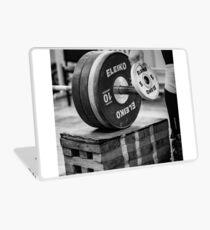 Gewichtheben Laptop Skin