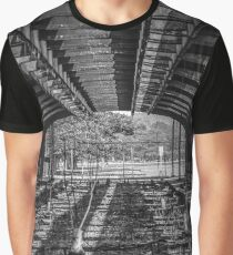 Abounded Train Station | Jersey City, New Jersey Graphic T-Shirt