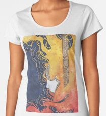 Nouveau Flood Women's Premium T-Shirt