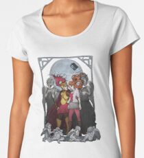 The Angels take the Ponds Women's Premium T-Shirt