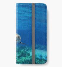 HAI iPhone Flip-Case/Hülle/Klebefolie