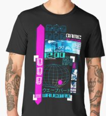 Wavebird Y2K Black Neon Men's Premium T-Shirt