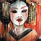 Geisha in Autumn Rain: The Innocent Concubine by Barbora  Urbankova