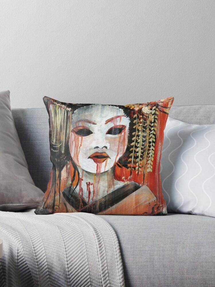 Geisha in Autumn Rain: The Innocent Concubine by Barbora  Urbankova