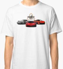 The Trinity - McLaren P1 LaFerrari Porsche 918 Inspired  Classic T-Shirt
