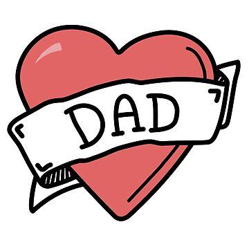 Dad by Spncr