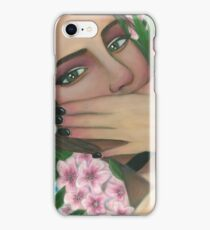 Oleander iPhone Case/Skin
