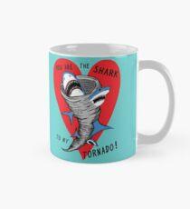 Shark To My Tornado Classic Mug