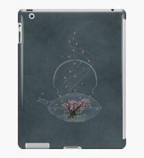 Cherry and Firefly Tea iPad Case/Skin