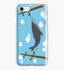 There's Not Always Room For One More! iPhone Case/Skin