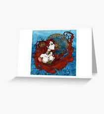 Melisandre of Asshai Greeting Card