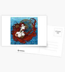 Melisandre of Asshai Postcards