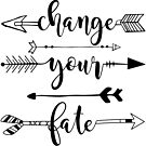 Change Yer Fate by Trisha Bagby