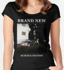 Brand New - Science Fiction Women's Fitted Scoop T-Shirt