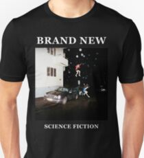 Brand New - Science Fiction Slim Fit T-Shirt