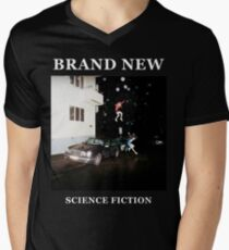 Brand New - Science Fiction Men's V-Neck T-Shirt
