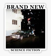 Brand New - Science Fiction Sticker