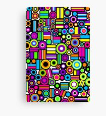 Licorice Allsorts I [iPad / Phone cases / Prints / Clothing / Decor] Canvas Print