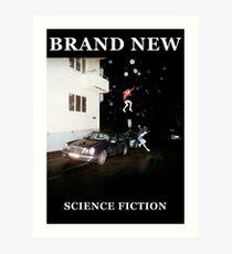 Brand New - Science Fiction Art Print