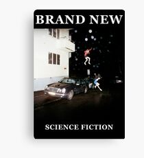 Brand New - Science Fiction Canvas Print