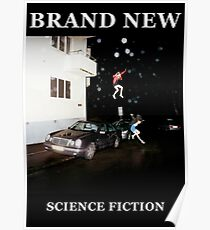 Brand New - Science Fiction Poster
