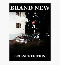 Brand New - Science Fiction Photographic Print