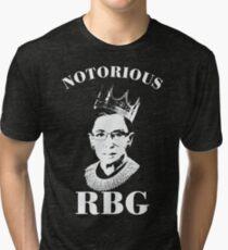 Camiseta de tejido mixto Notorious RBG Shirt