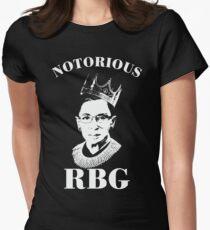 Notorious RBG Shirt  Women's Fitted T-Shirt
