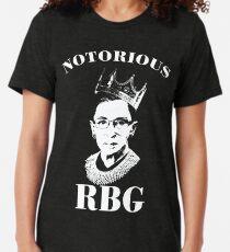 Notorious RBG Shirt  Tri-blend T-Shirt