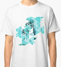 Abstract Marine Fantasy Classic T-Shirt