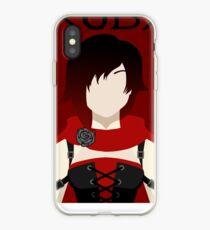 RWBY: Ruby iPhone Case