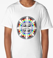 Rosicrucian Rainbow Long T-Shirt
