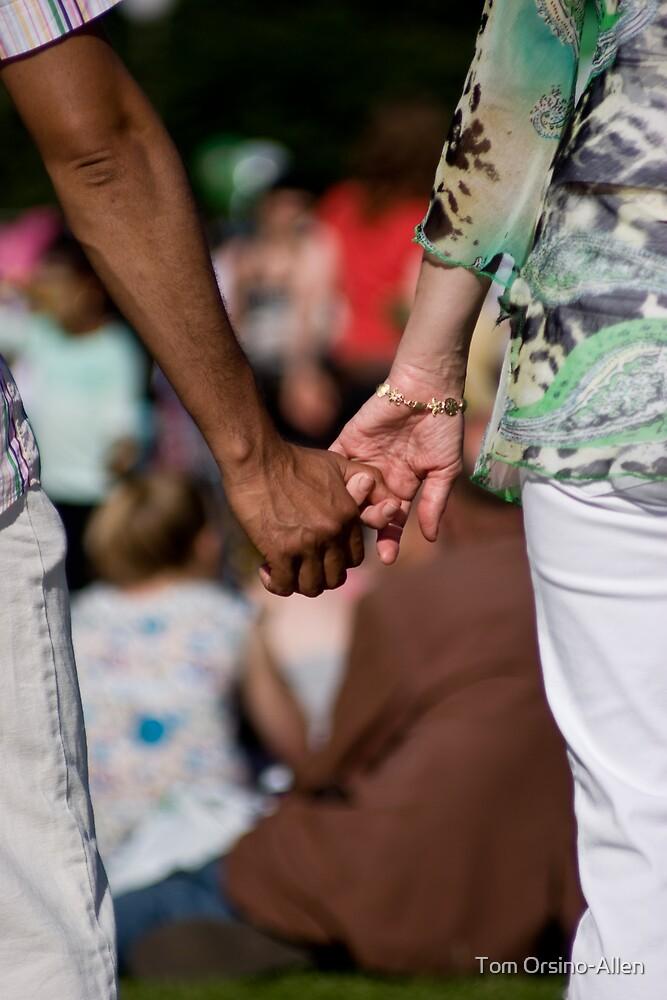 Holding Hands by Tom Allen