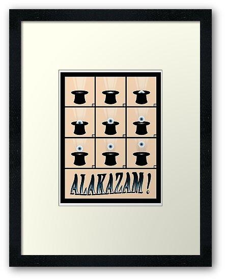 Alakazam ! by Iambenou