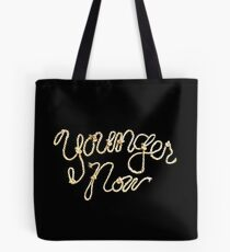Miley Cyrus Younger Now - Music Tshirt Tote Bag