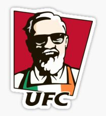 UFC MCGREGOR Sticker