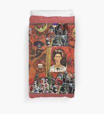 Frida's World Duvet Cover