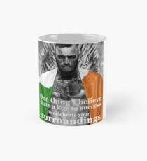 Comfortable-Conor McGregor Mug
