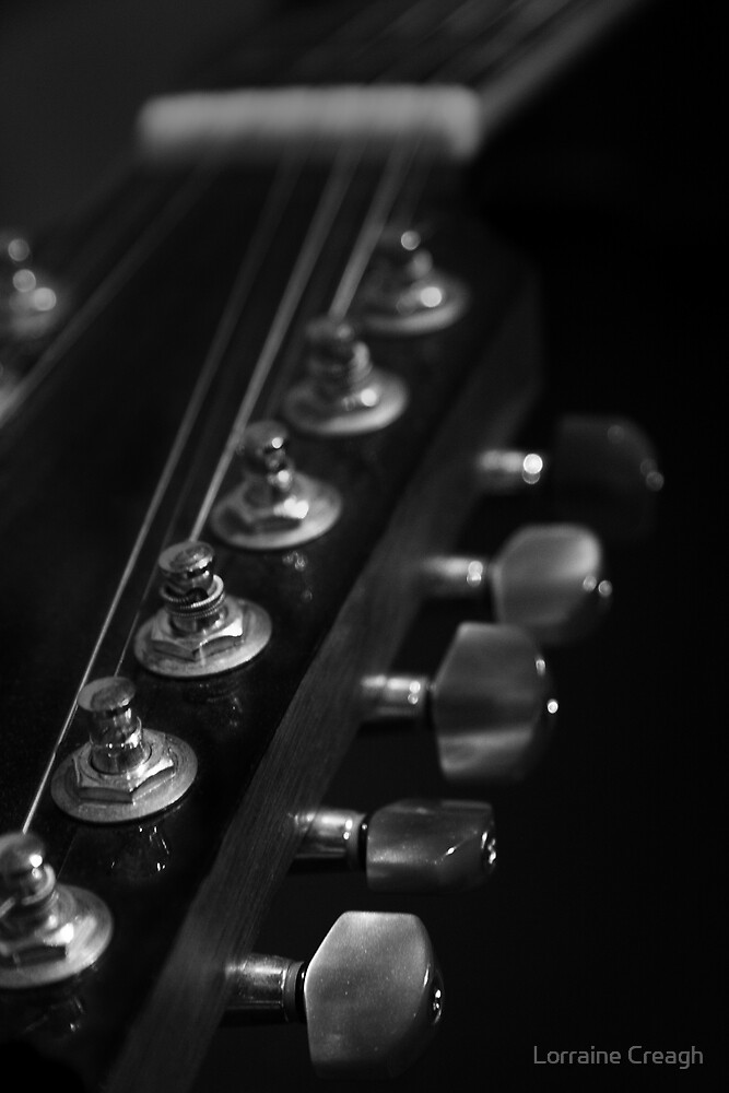 12 String Passion by Lorraine Creagh