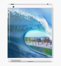 Freeway Surfing(best if viewed larger) iPad Case/Skin