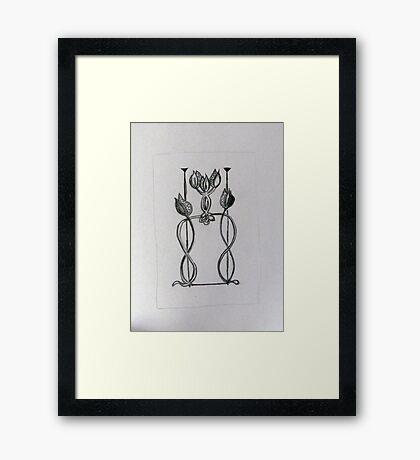 For Sherry Nowak Framed Print